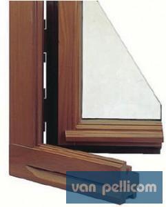 raamprofiel hout