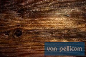 PVC folie met houtstructuur
