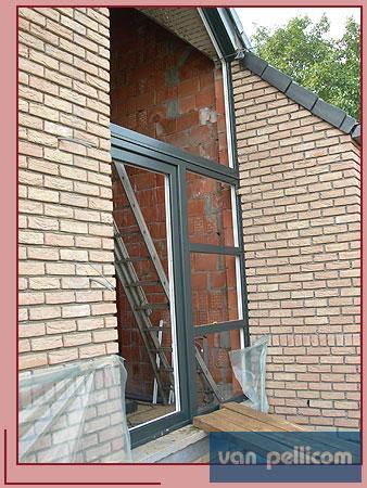Ramen en deuren vervangen wat hoe van pellicom pvc for Deuren specialist