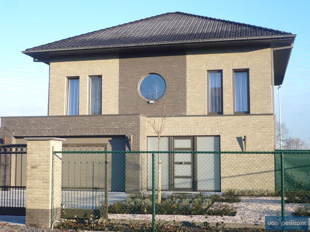 Huis nieuwe ramen
