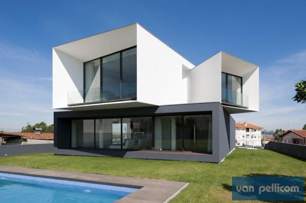 ramen moderne stijl