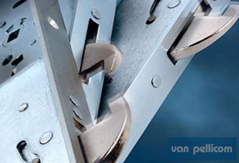 Les diff rents types de serrures de porte for Type de porte