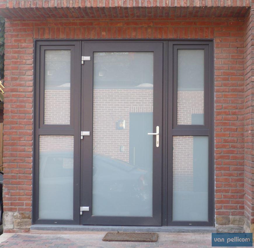 Pvc ramen en deuren for Top deuren