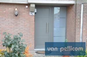 Portes en pvc archives page 2 de 13 pvc ramen deuren van pellicom - Remplacer une porte d entree ...