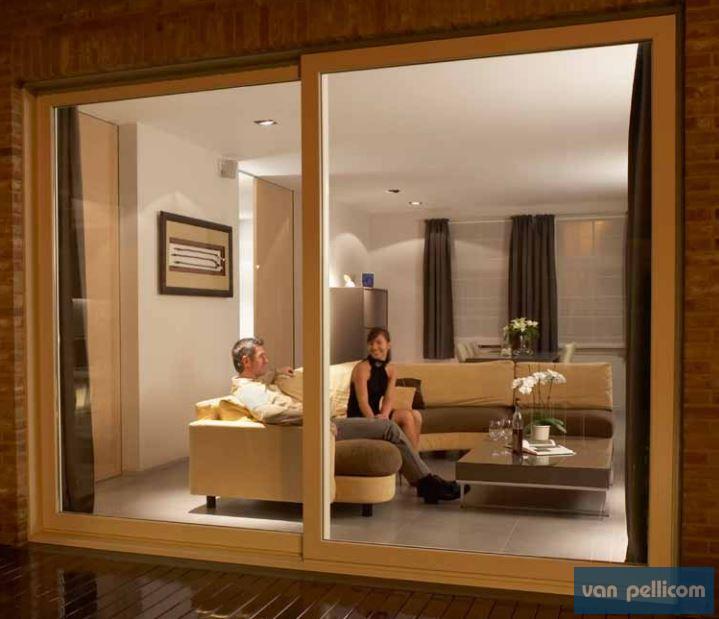 les portes coulissantes sur mesure donnent du cachet votre maison. Black Bedroom Furniture Sets. Home Design Ideas