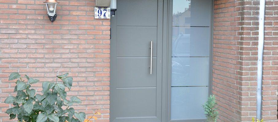 Vervang je oude buitendeuren door PVC exemplaren