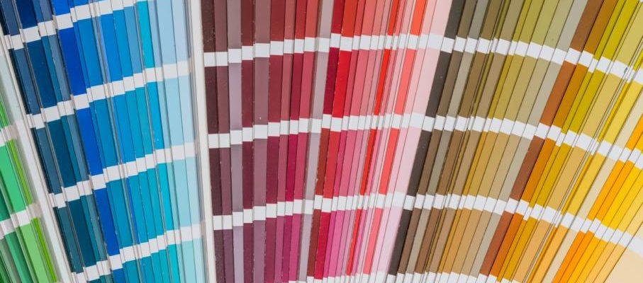 kleuren kiezen